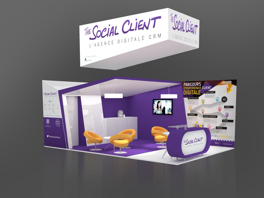 STAND SOCIAL CLIENT