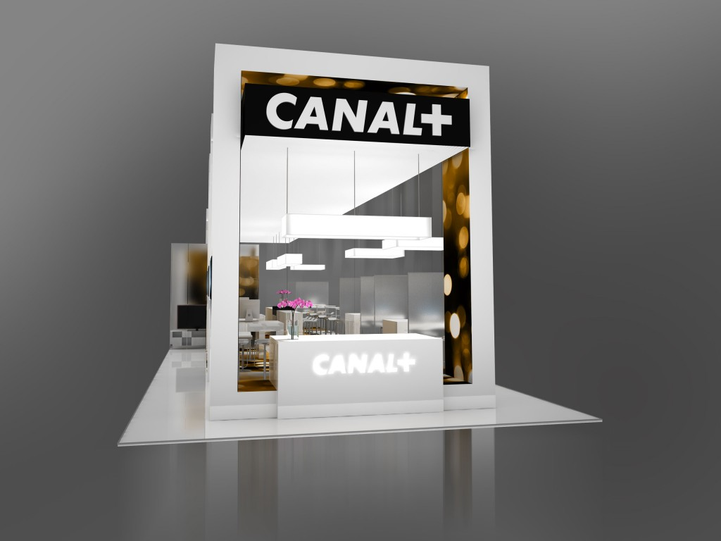 STAND CANAL +