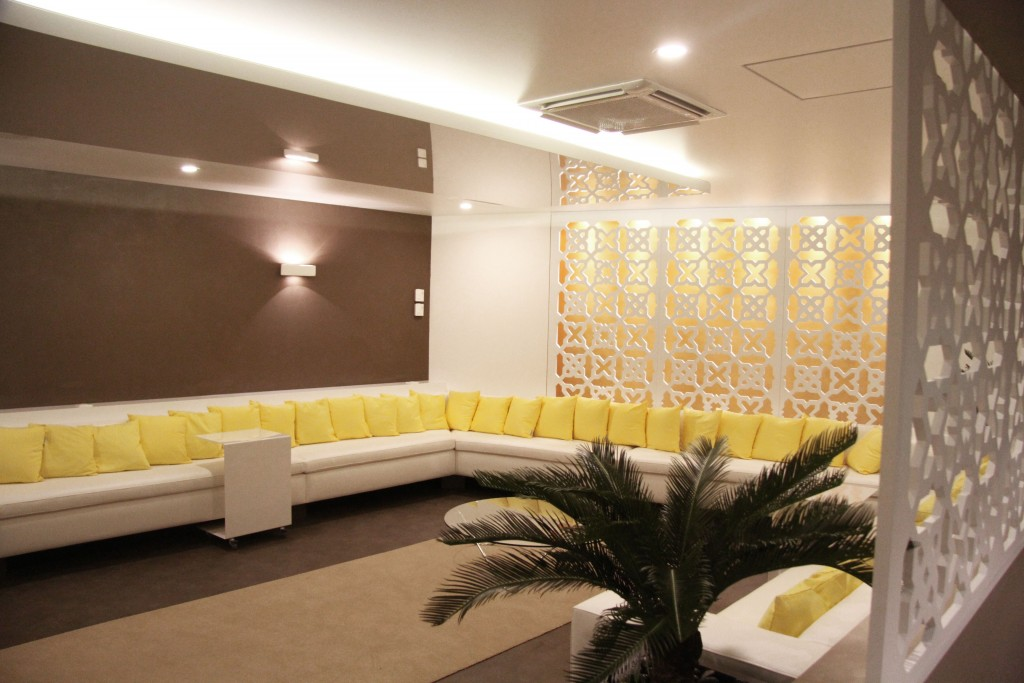 ESPACE PRIVATIF - SALON