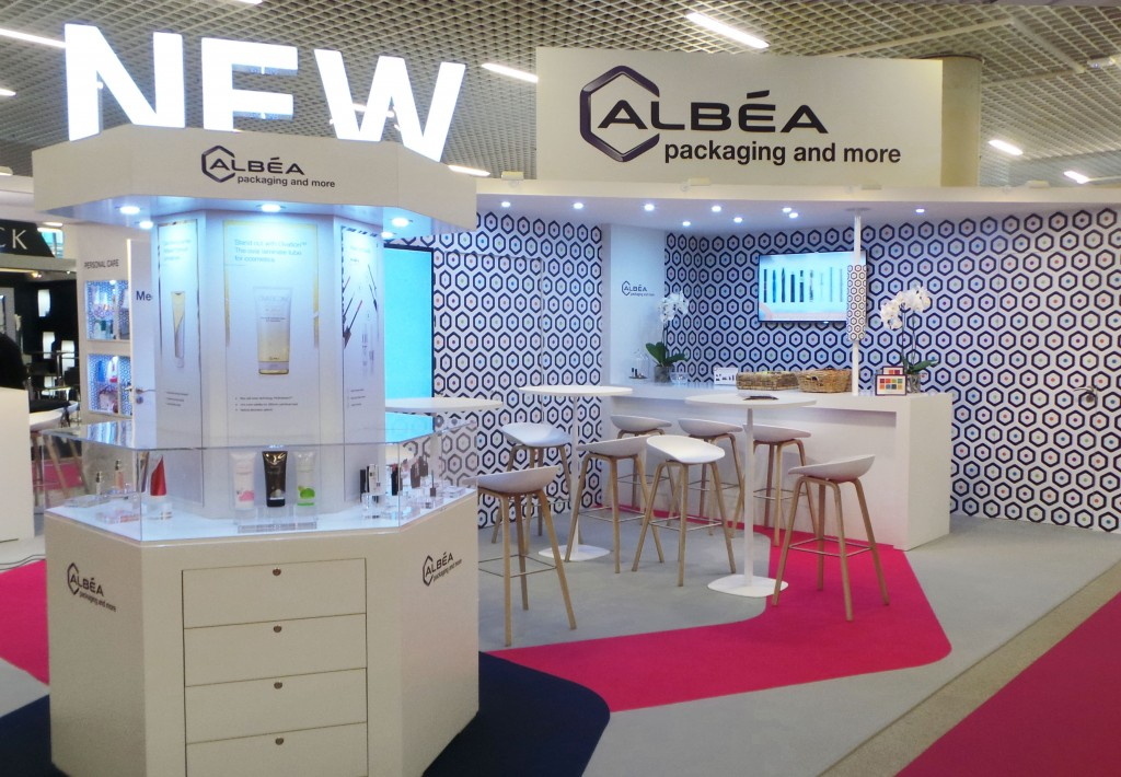 STAND ALBÉA