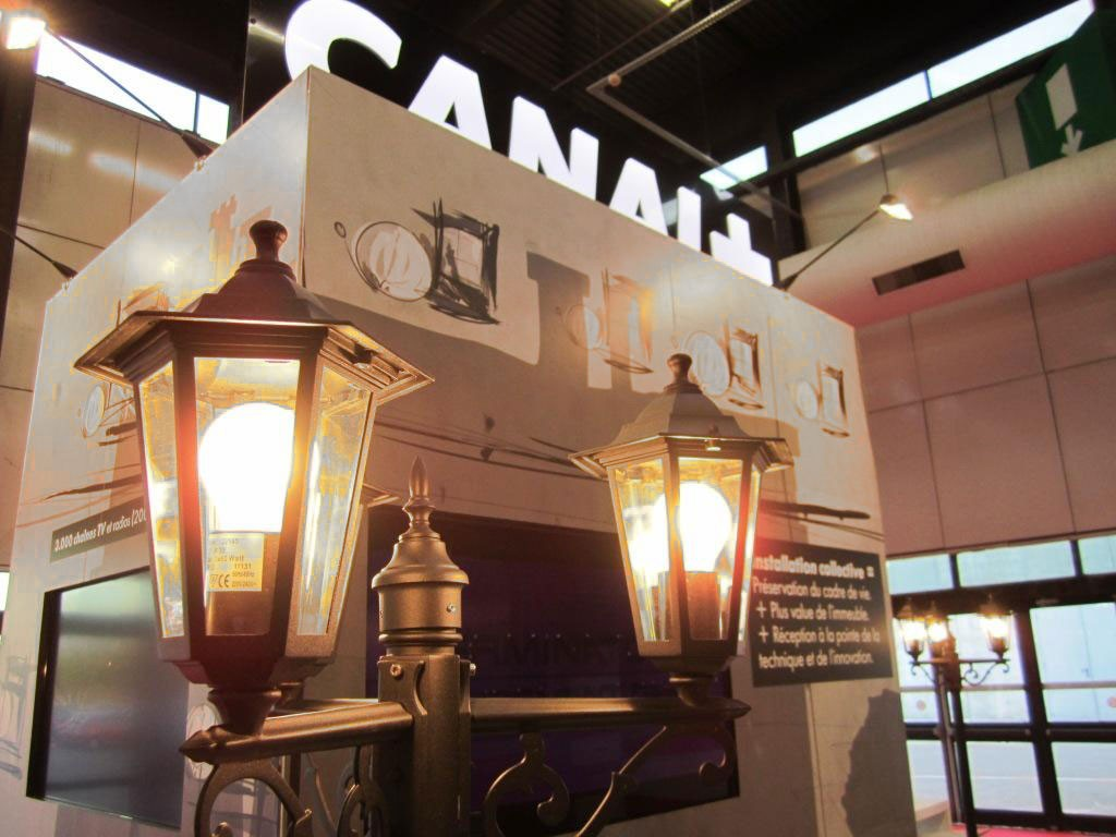 STAND CANAL + SALON H'EXPO